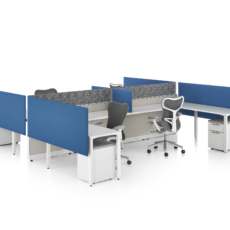 Herman Miller Canvas Workstation Office Environments