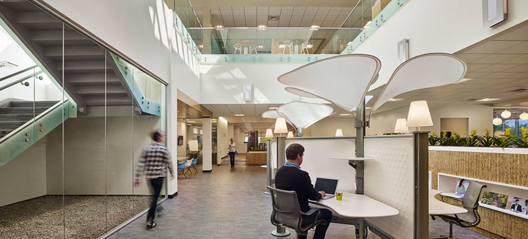 Government Office and GSA Contract Furniture - Alabama, Florida - Office Environments