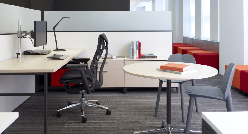 Gainesville Florida office furniture design install services Herman Miller