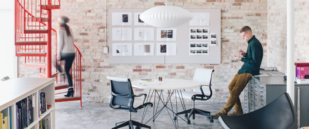 Our Mission - Office Environments