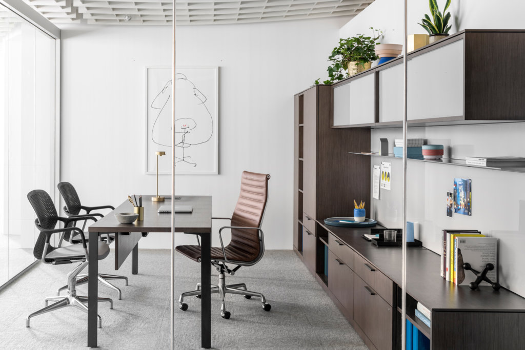 Private Office Furniture Herman Miller Dealer Office Environments