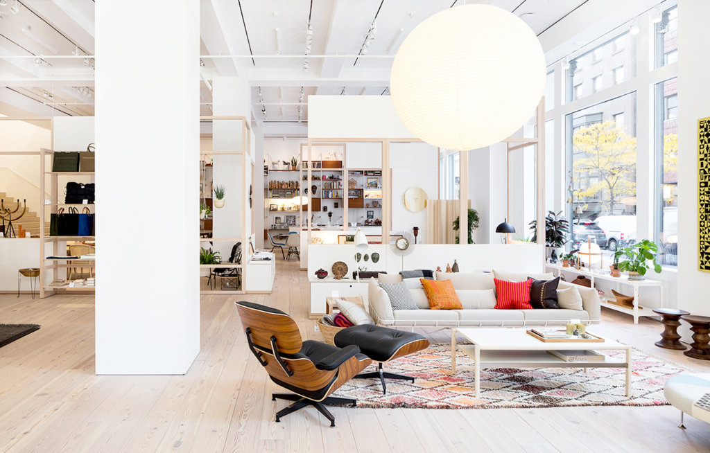 Office Environments Herman Miller Flagship Nyc Furniture