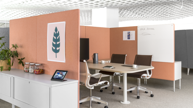 Collaborative furniture, technology solutions, desks and seating from Office Environments - Birmingham, Huntsville, Gainesville, Pensacola