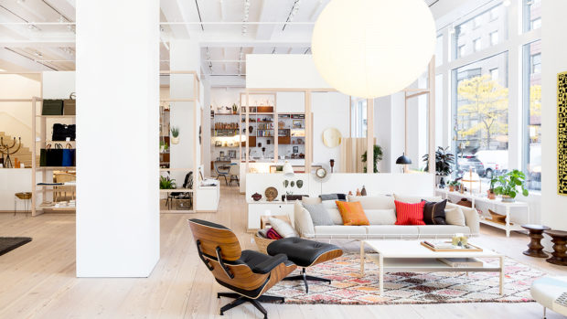 Herman Miller NYC Store Named #1 New Store by GQ