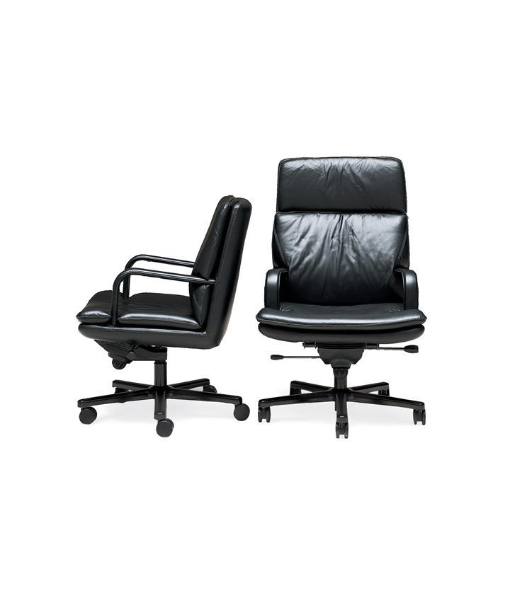 Attache Low Back And High Back Task Chairs