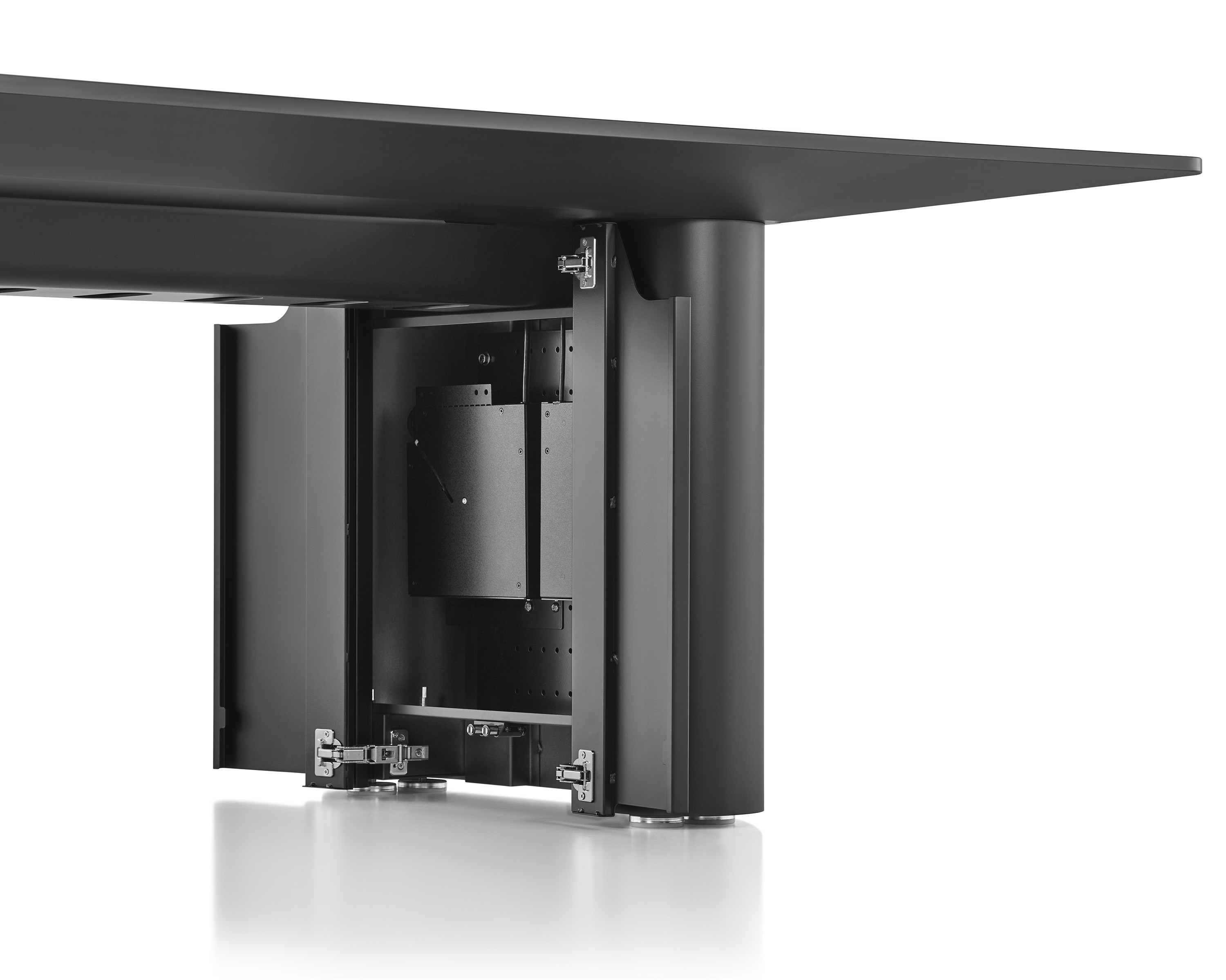 Geiger Axon Conference Tables Power Panel Construction