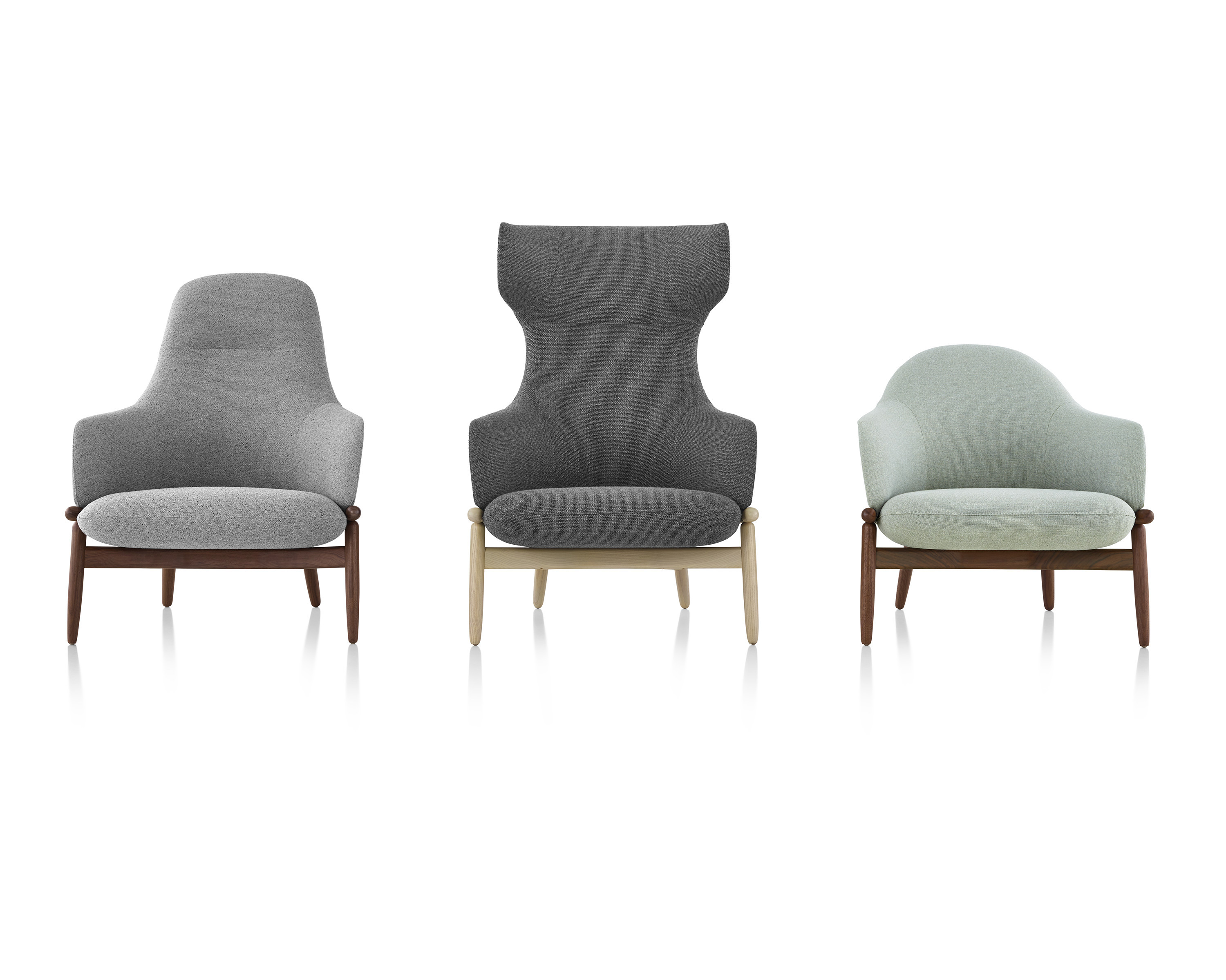 Geiger Reframe Lounge Seating Family