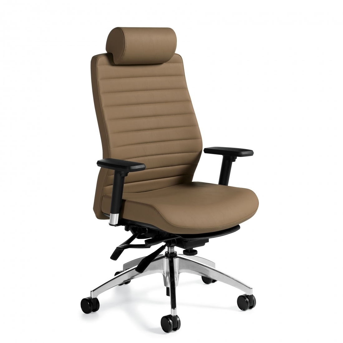 Global Aspen Task Chair Highback With Headrest