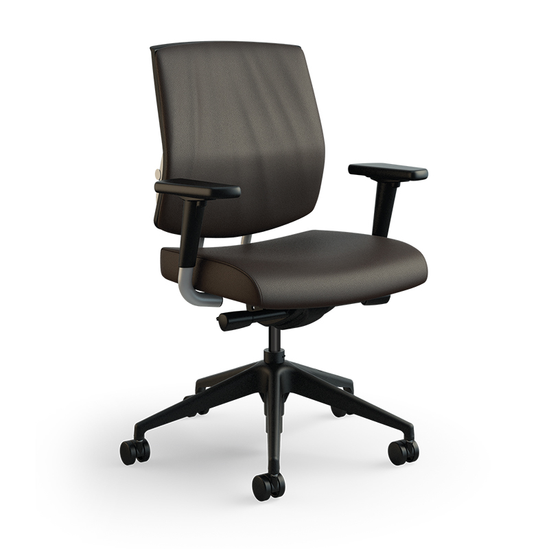 Focus Work Task Chair Volo Stallion 3Qfront Med Res